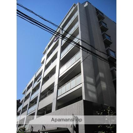 東京都新宿区、神楽坂駅徒歩9分の築11年 8階建の賃貸マンション