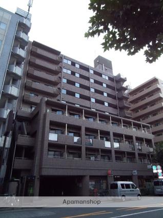 東京都新宿区、早稲田駅徒歩8分の築23年 10階建の賃貸マンション