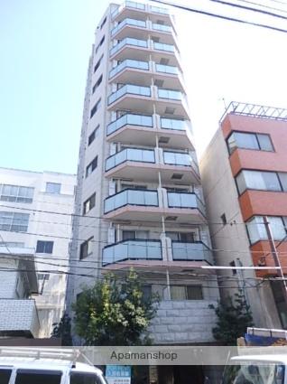 東京都新宿区、神楽坂駅徒歩7分の築7年 11階建の賃貸マンション
