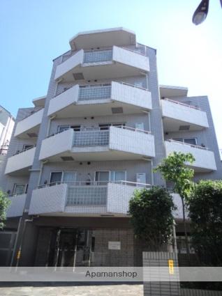 東京都新宿区、西早稲田駅徒歩15分の築12年 5階建の賃貸マンション