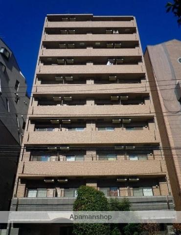 東京都新宿区、神楽坂駅徒歩7分の築14年 10階建の賃貸マンション