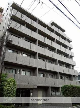 東京都新宿区、早稲田駅徒歩3分の築13年 8階建の賃貸マンション