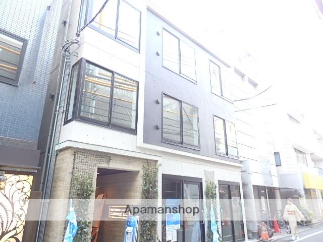 東京都新宿区、若松河田駅徒歩7分の新築 5階建の賃貸マンション