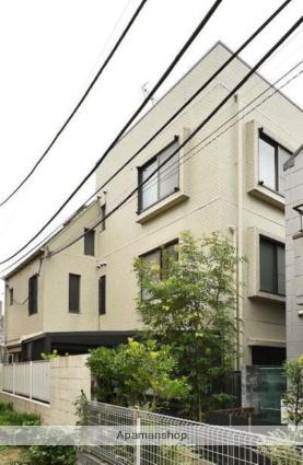 東京都新宿区、若松河田駅徒歩7分の築30年 3階建の賃貸マンション