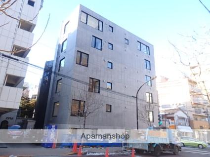 東京都新宿区、四ツ谷駅徒歩12分の新築 5階建の賃貸マンション