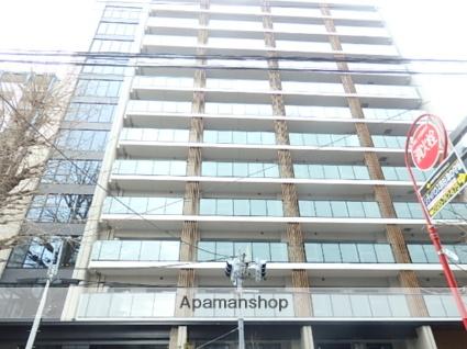 東京都新宿区、四ツ谷駅徒歩10分の新築 13階建の賃貸マンション