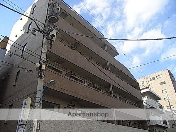 東京都新宿区、神楽坂駅徒歩8分の築10年 7階建の賃貸マンション
