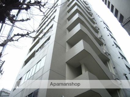 東京都新宿区、早稲田駅徒歩13分の築20年 9階建の賃貸マンション