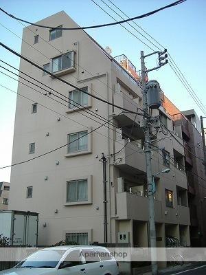 東京都新宿区、早稲田駅徒歩10分の築12年 6階建の賃貸マンション