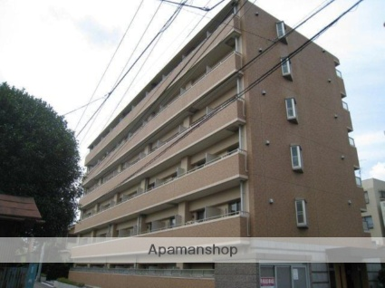 埼玉県所沢市、西所沢駅徒歩15分の築14年 6階建の賃貸マンション