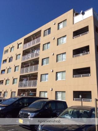 東京都東村山市、新秋津駅徒歩10分の築26年 5階建の賃貸マンション