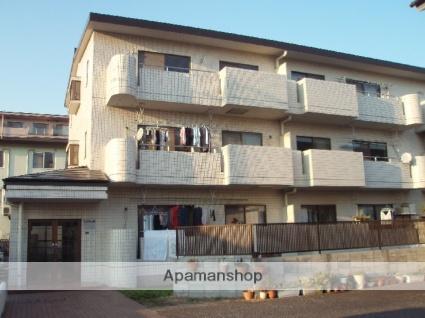 埼玉県新座市、清瀬駅徒歩8分の築34年 3階建の賃貸マンション