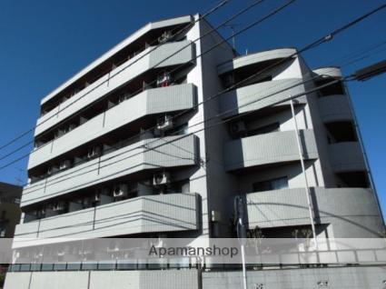 埼玉県新座市、清瀬駅徒歩9分の築26年 5階建の賃貸マンション