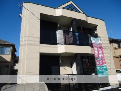 東京都清瀬市、新秋津駅徒歩21分の築4年 2階建の賃貸アパート