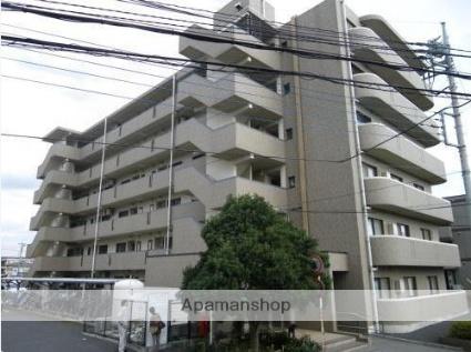 埼玉県所沢市、東所沢駅徒歩13分の築18年 6階建の賃貸マンション