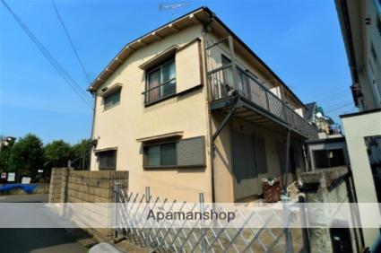 埼玉県所沢市、新秋津駅徒歩19分の築41年 2階建の賃貸アパート