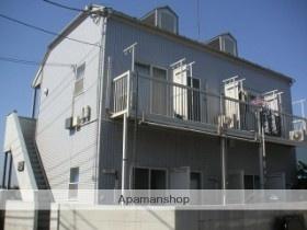 埼玉県新座市、東久留米駅徒歩16分の築26年 2階建の賃貸アパート