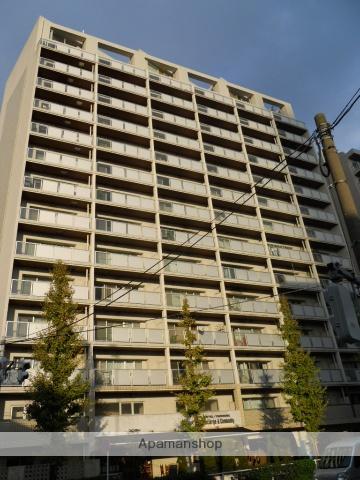 東京都港区、田町駅徒歩12分の築10年 15階建の賃貸マンション