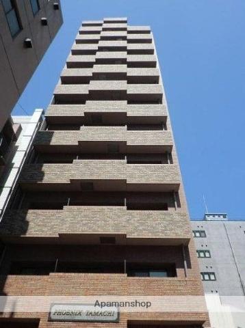 東京都港区、田町駅徒歩6分の築14年 12階建の賃貸マンション