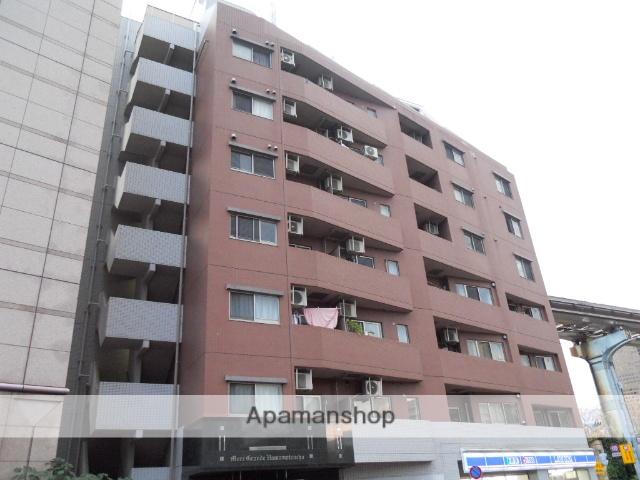 東京都港区、浜松町駅徒歩5分の築14年 9階建の賃貸マンション