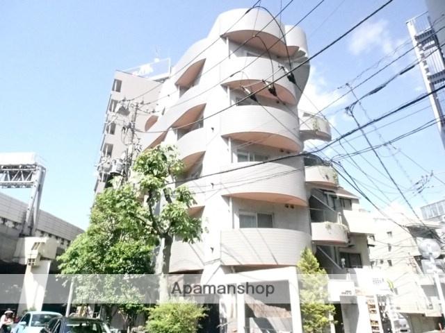 東京都港区、広尾駅徒歩16分の築23年 5階建の賃貸マンション