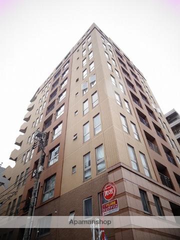 東京都港区、赤羽橋駅徒歩6分の築13年 11階建の賃貸マンション