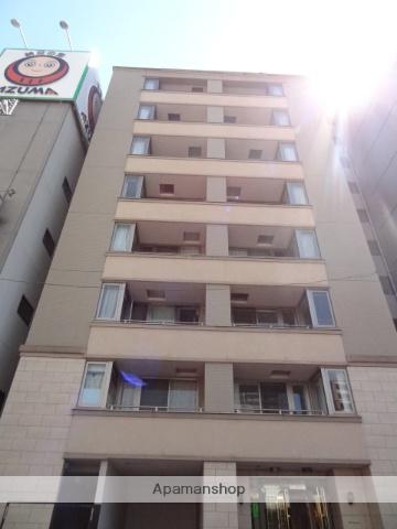 東京都港区、高輪台駅徒歩7分の築8年 9階建の賃貸マンション