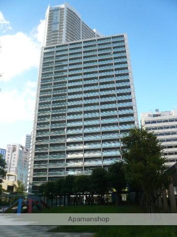 東京都港区、田町駅徒歩11分の築27年 23階建の賃貸マンション