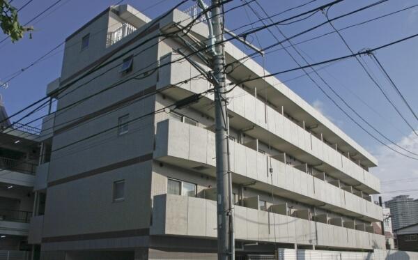 東京都大田区、千鳥町駅徒歩10分の築4年 5階建の賃貸マンション