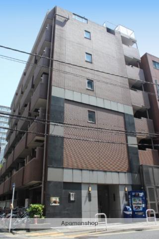 東京都港区、浜松町駅徒歩6分の築14年 10階建の賃貸マンション