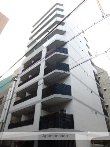 東京都港区、新橋駅徒歩10分の築3年 10階建の賃貸マンション
