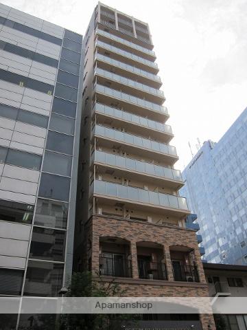 東京都港区、浜松町駅徒歩6分の築1年 15階建の賃貸マンション