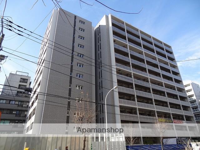 東京都港区、田町駅徒歩11分の新築 12階建の賃貸マンション