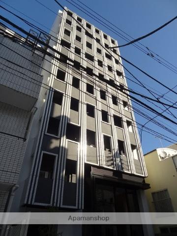 東京都港区、赤羽橋駅徒歩10分の新築 10階建の賃貸マンション