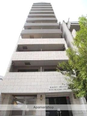 東京都港区、赤坂見附駅徒歩4分の築10年 12階建の賃貸マンション
