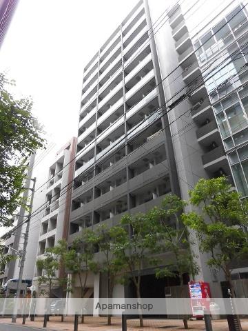 東京都港区、田町駅徒歩7分の築8年 13階建の賃貸マンション