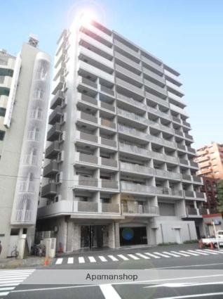 東京都港区、白金高輪駅徒歩6分の築11年 12階建の賃貸マンション