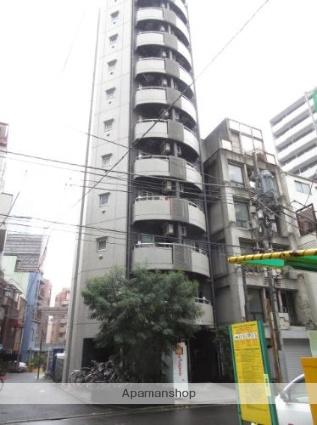 東京都港区、浜松町駅徒歩8分の築10年 11階建の賃貸マンション