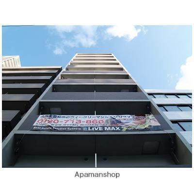 東京都港区、田町駅徒歩9分の築8年 10階建の賃貸マンション