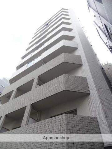 東京都港区、赤羽橋駅徒歩8分の築10年 11階建の賃貸マンション