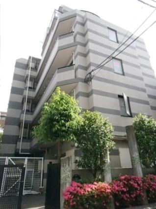 東京都港区の築24年 6階建の賃貸マンション