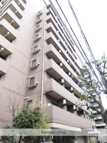 東京都港区、田町駅徒歩12分の築11年 10階建の賃貸マンション