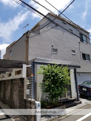 東京都港区、品川駅徒歩7分の築41年 4階建の賃貸マンション