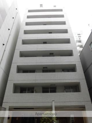 東京都港区、赤羽橋駅徒歩3分の築13年 12階建の賃貸マンション