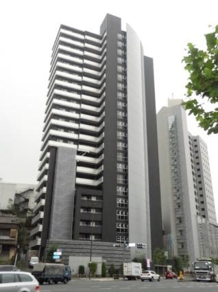 東京都港区、白金高輪駅徒歩1分の築10年 22階建の賃貸マンション
