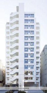 東京都港区、赤羽橋駅徒歩16分の築9年 13階建の賃貸マンション