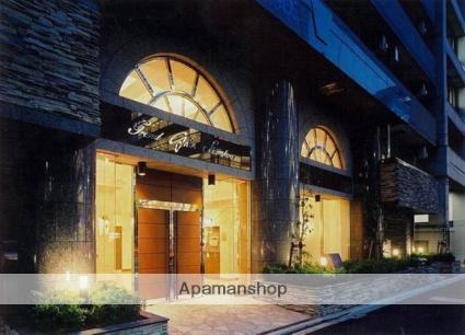 東京都港区、赤羽橋駅徒歩6分の築14年 15階建の賃貸マンション