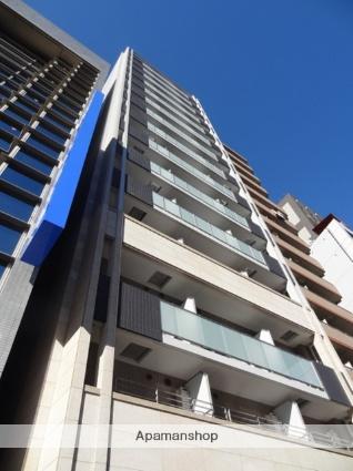 東京都港区、浜松町駅徒歩9分の新築 15階建の賃貸マンション