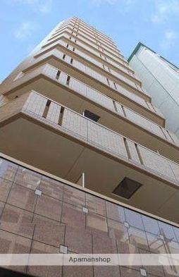東京都港区、浜松町駅徒歩4分の築10年 14階建の賃貸マンション
