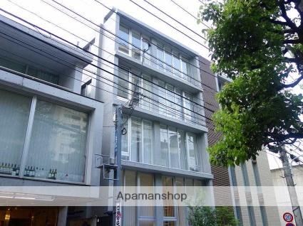 東京都港区、赤坂見附駅徒歩9分の新築 5階建の賃貸マンション